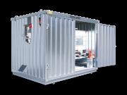 KTC / IBC Gefahrstoffcontainer
