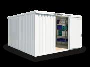 Isolierte Containeranlage IC Pro
