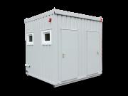 Kleine WC-Container