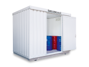 Isolierte Einzelcontainer