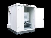 Isolierte KTC / IBC Gefahrstoffcontainer