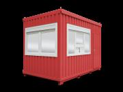 Pförtnercontainer