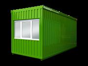 Baustellencontainer