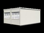 Bürocontainer-Containeranlage