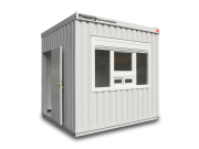 Bürocontainer-Einzelcontainer