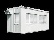 Wohncontainer-Einzelcontainer