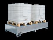 Auffangwannen für Tankcontainer