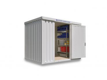 Isolierte Materialcontainer