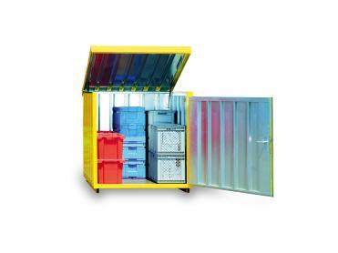 Magazin- und Werkzeugboxen