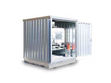 Gefahrstoffcontainer KTC / IBC