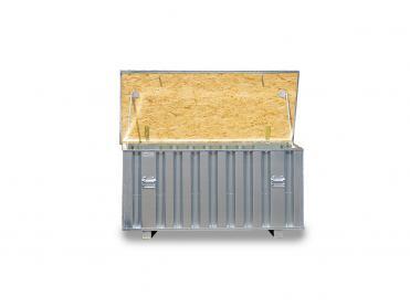 Werkzeugbox und Pritschenkasten