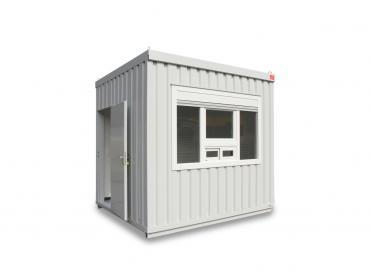 Kassen- und Pförtnerhäuser