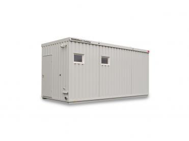 Toilettencontainer von 6 bis 13m²