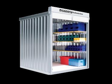 Rollladenboxen und Großraumschränke