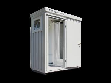 Dusch- & Waschcontainer