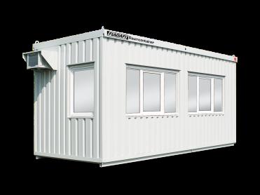 Baustellen- und Sozialcontainer