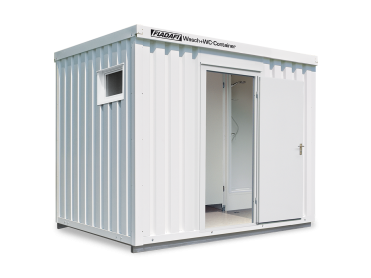 WC- & Duschcontainer