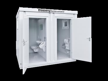 Toiletten- & Duschcontainer