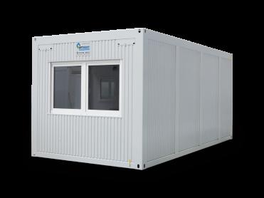 20 Fuß ISOLINE Bürocontainer & Wohncontainer