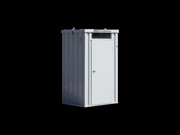 Toilettenboxen/WC-Boxen bis 2m²