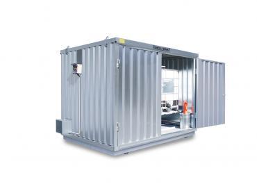 ST 1000 KTC ALG, mit Differenzdruckwächter zur Überwachung der Lüftungsanlage