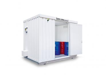 STI 1000 ECO, mit Differenzdruckwächter zur Überwachung der Lüftungsanlage