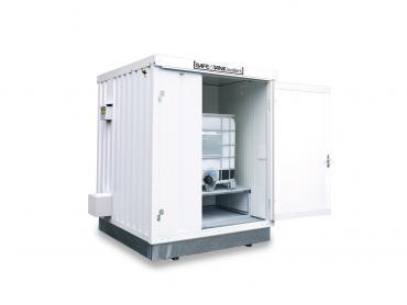 STI 400 KTC ECO, mit Differenzdruckwächter zur Überwachung der Lüftungsanlage