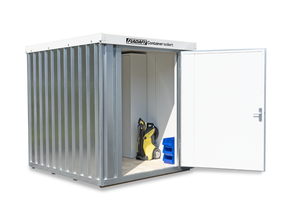 Isocontainer IC Basic 1200 mit isoliertem Boden