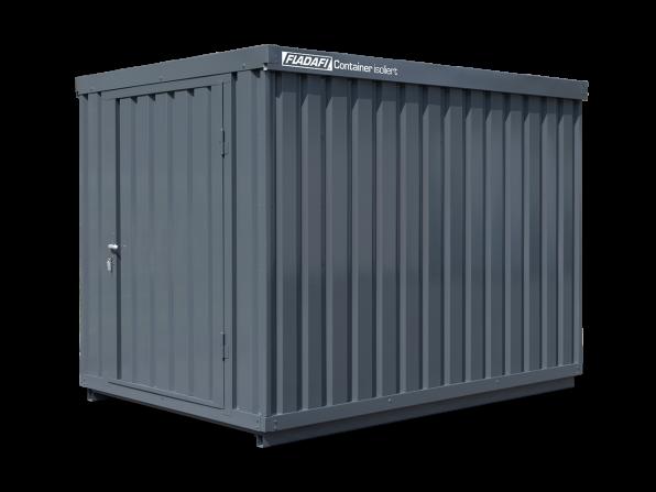 Isocontainer IC Basic 1300 mit isoliertem Boden
