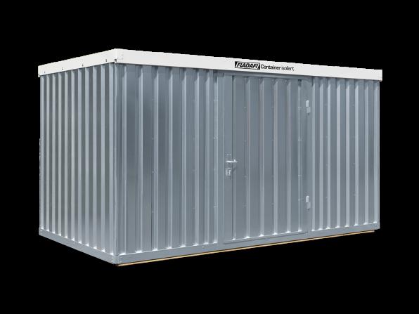 Isocontainer IC Basic 1400 mit isoliertem Boden
