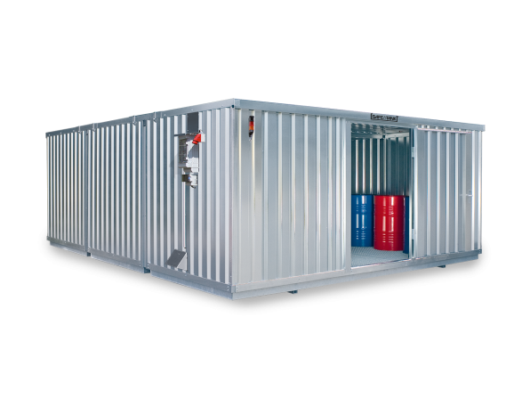 Gefahrstoffcontainer ST 5000 SAFE Tank CONTROL