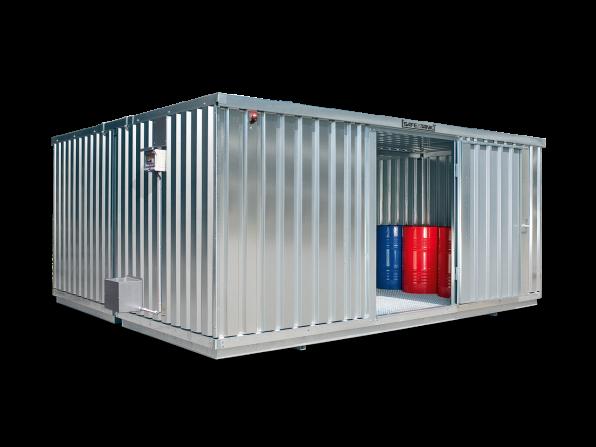 Gefahrstoffcontainer ST 4000 SAFE Tank ALG