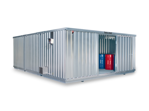 Gefahrstoffcontainer ST 5000 SAFE Tank ALG