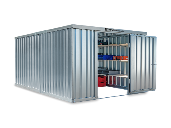 Materialcontainer MC 1340 ohne Boden