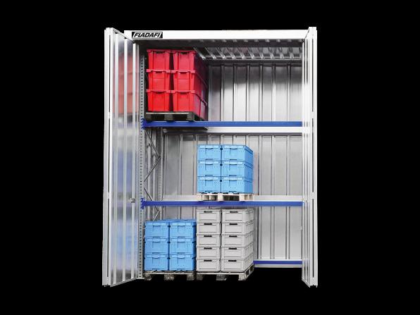 Regalcontainer GT4 als Grundregal