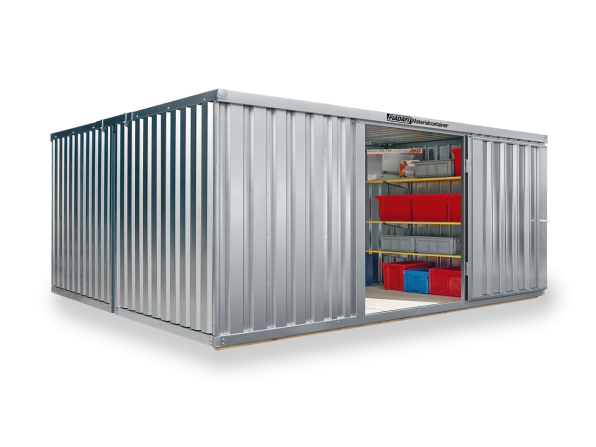 Materialcontainer MC 1440 mit Boden