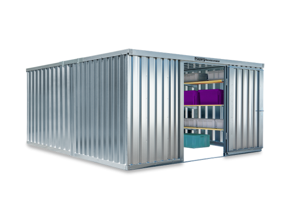 Materialcontainer MC 1440 ohne Boden