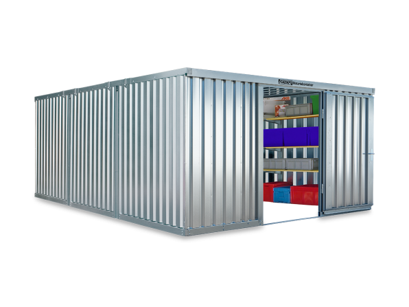 Materialcontainer MC 1460 ohne Boden