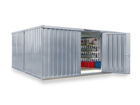 Materialcontainer MC 1540 mit Boden