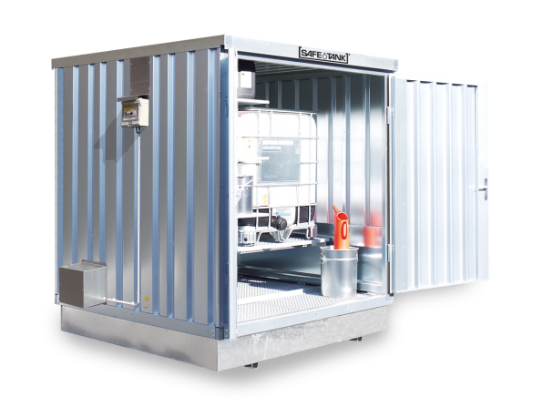 Gefahrstoffcontainer ST 400 KTC ALG