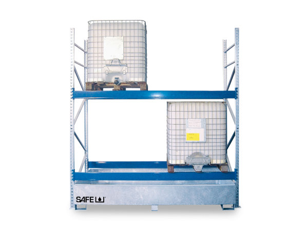 Grund-Palettenregal PRI-4