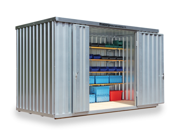 Materialcontainer MC 1400 XL mit Boden