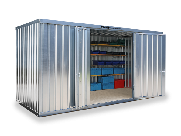 Materialcontainer MC 1500 XL mit Boden