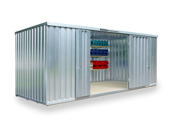 Materialcontainer MC 1600 XL mit Boden