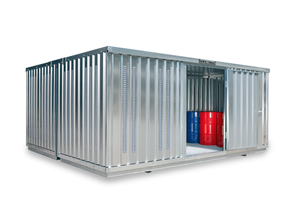 Gefahrstoffcontainer ST 4000 SAFE Tank PLG