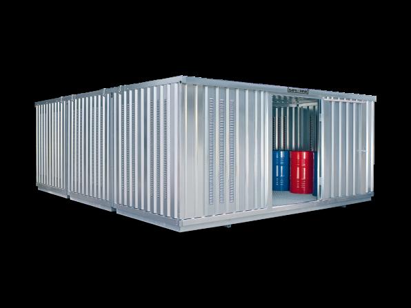 Gefahrstoffcontainer ST 5000 SAFE Tank PLG