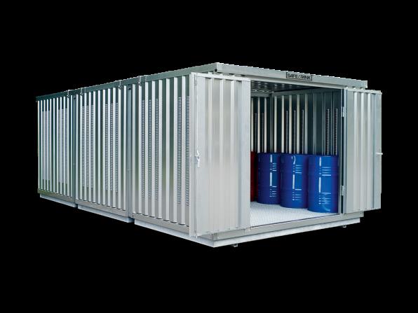 Gefahrstoffcontainer ST 3500 SAFE Tank PLG