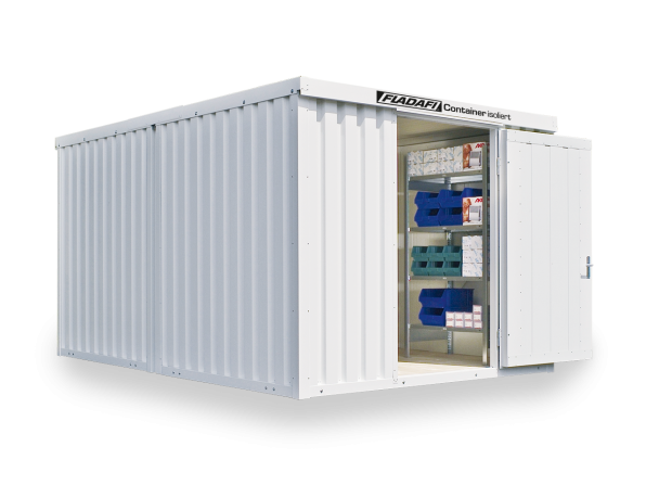 Isocontainer IC 1340 mit Boden