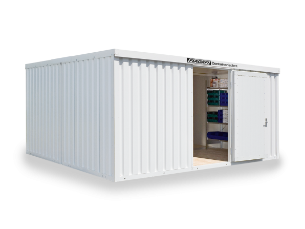Isocontainer IC 1540 mit Boden