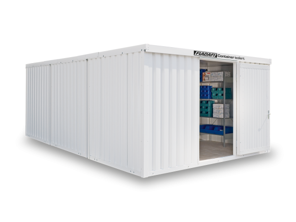 Isocontainer  IC 1460 mit Boden